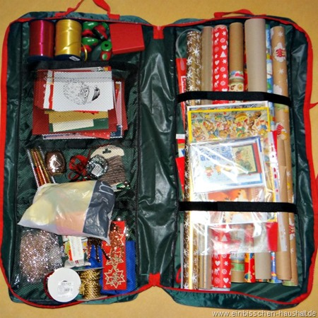 Geschenkpapiertasche