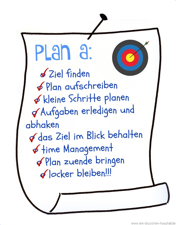 Alltag planen