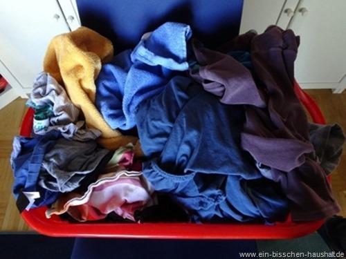 Was kommt denn nun in den wäschetrockner u ein bisschen haushaltu