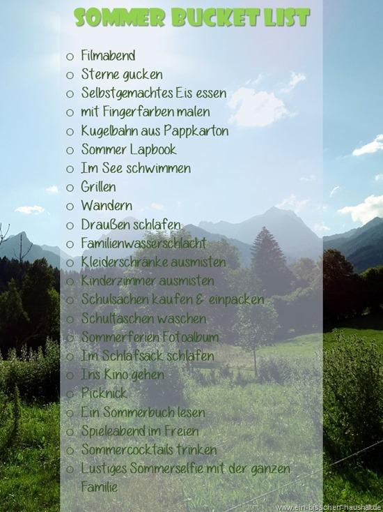 Sommer_Bucket_Liste